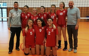 M15F en phase finale de Coupe de France