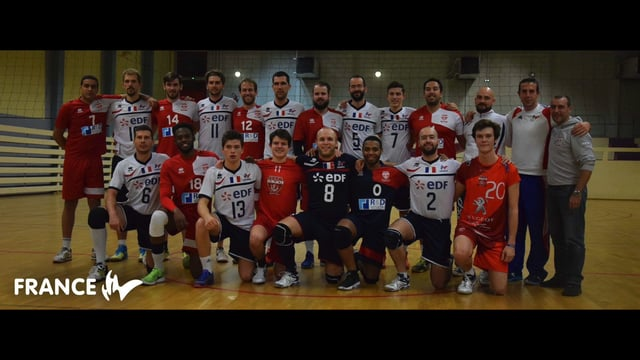 EQUIPE DE FRANCE HANDISPORT VOLLEY-BALL SOURD vs PAC 2